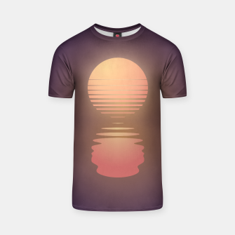 Thumbnail image of The Suns of Time - Retrowave T-shirt, Live Heroes