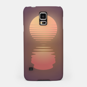 Thumbnail image of The Suns of Time - Retrowave Samsung Case, Live Heroes