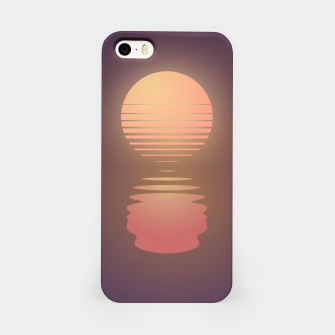Thumbnail image of The Suns of Time - Retrowave iPhone Case, Live Heroes