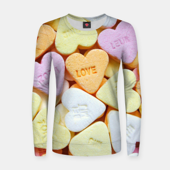 Love Candy Woman cotton sweater thumbnail image