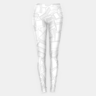 Thumbnail image of Book Lover, Do Not Disturb II Leggings, Live Heroes