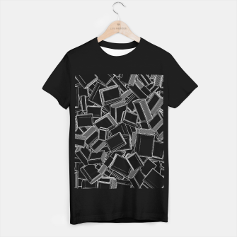 The Book Pile T-shirt regular thumbnail image