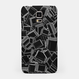 The Book Pile Samsung Case thumbnail image