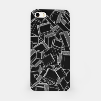 The Book Pile iPhone Case thumbnail image