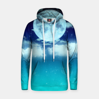 Dreamy Night Cotton hoodie thumbnail image