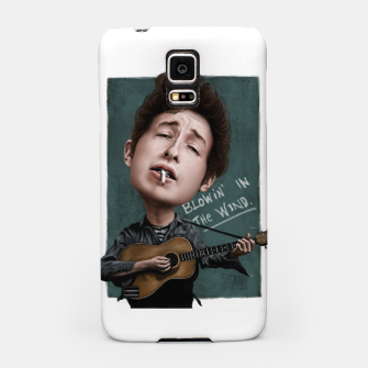 Thumbnail image of Young Bob Dylan Samsung Case, Live Heroes