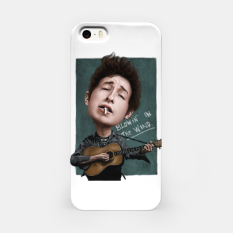 Thumbnail image of Young Bob Dylan iPhone Case, Live Heroes