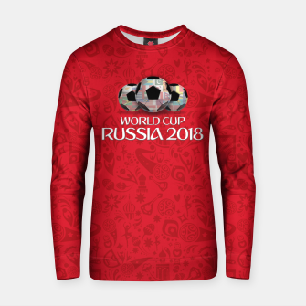 Miniature de image de World Cup 2018 Cotton sweater, Live Heroes
