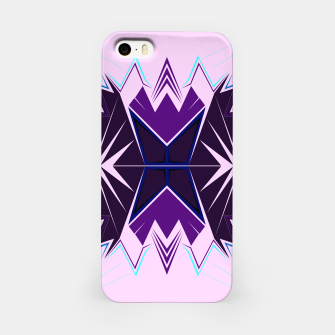Thumbnail image of iPhone case pink blue Aztecs, Live Heroes
