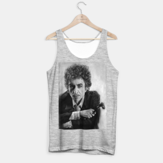 Thumbnail image of Bob Dylan Tank Top regular, Live Heroes