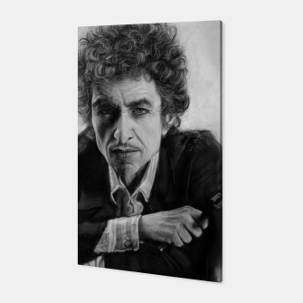 Thumbnail image of Bob Dylan Canvas, Live Heroes