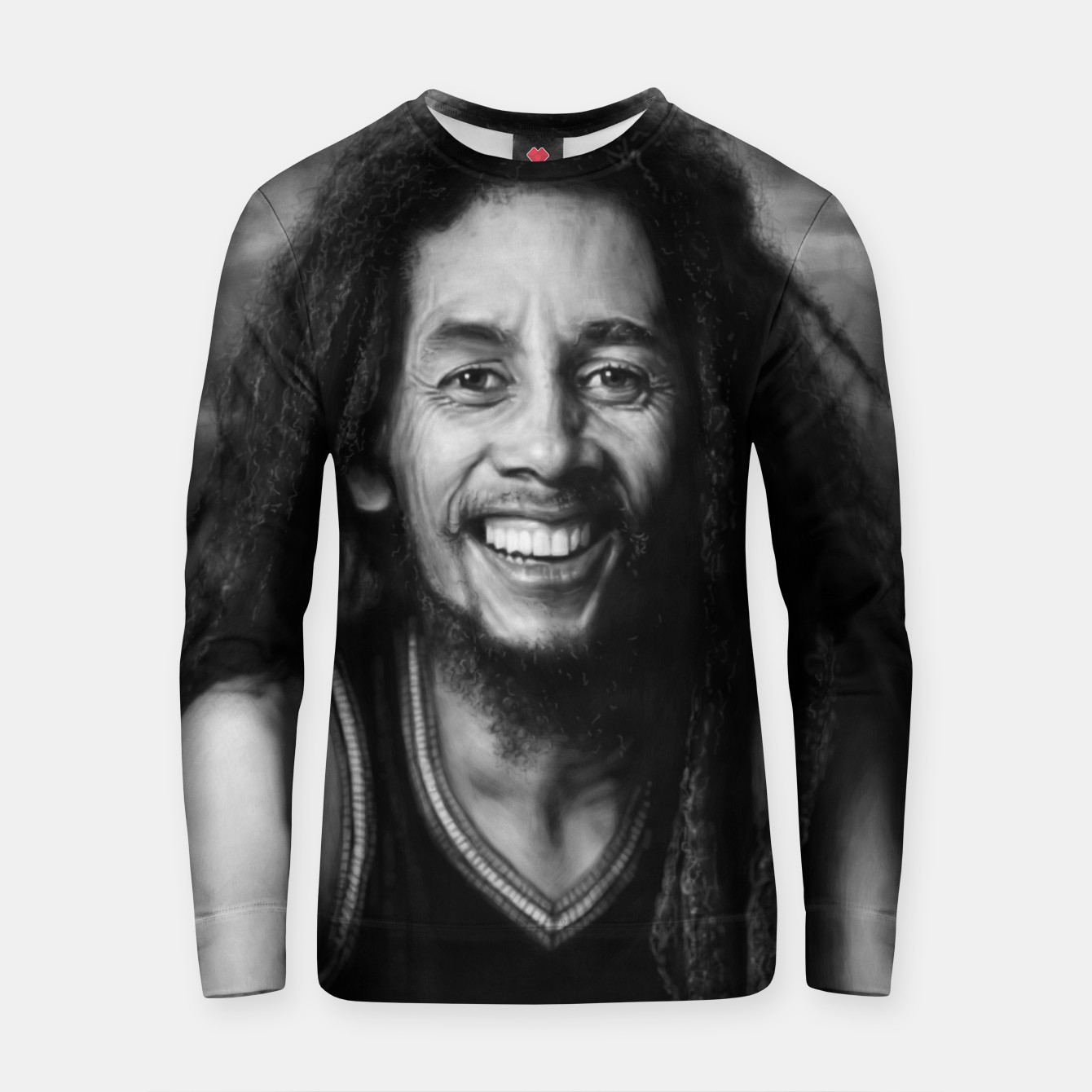 Image of Bob Marley Cotton sweater - Live Heroes