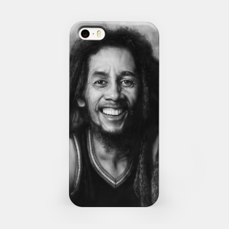 Bob Marley iPhone Case thumbnail image