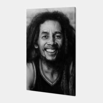 Thumbnail image of Bob Marley Canvas, Live Heroes