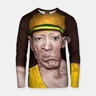 Thumbnail image of Yellowman Cotton sweater, Live Heroes