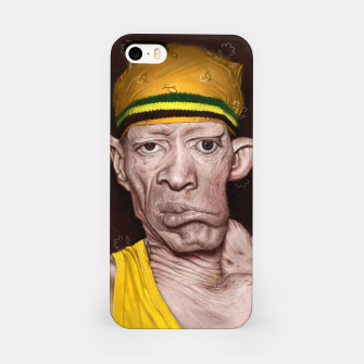 Thumbnail image of Yellowman iPhone Case, Live Heroes