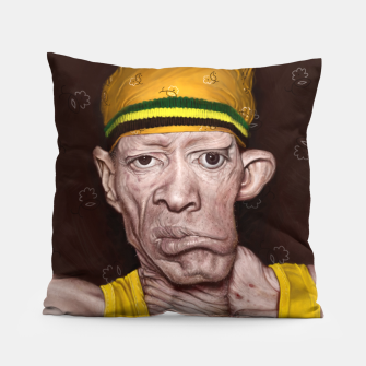 Thumbnail image of Yellowman Pillow, Live Heroes