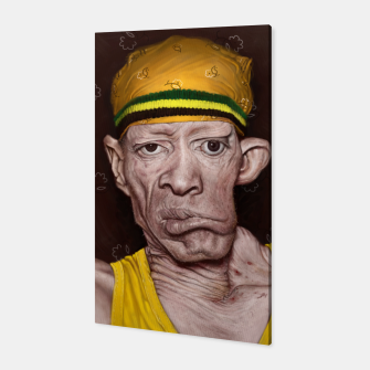 Thumbnail image of Yellowman Canvas, Live Heroes