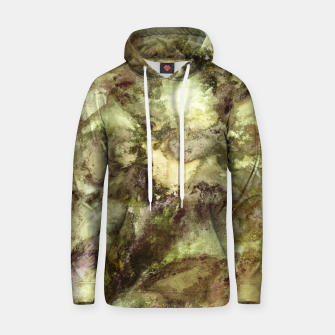 Thumbnail image of Ground effect Cotton hoodie, Live Heroes