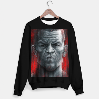 Thumbnail image of Nate Diaz Sweater regular, Live Heroes
