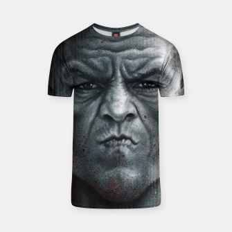 Thumbnail image of Nate Diaz T-shirt, Live Heroes