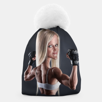 Thumbnail image of Holly Holm Beanie, Live Heroes