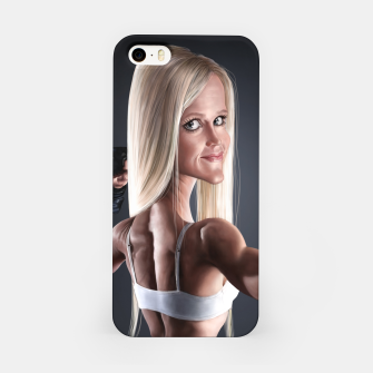 Thumbnail image of Holly Holm iPhone Case, Live Heroes