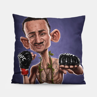 Thumbnail image of Max Holloway Pillow, Live Heroes