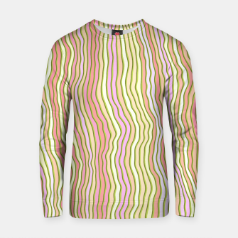 Miniaturka Colorful stripes Cotton sweater, Live Heroes