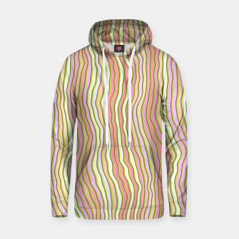 Miniaturka Colorful stripes Cotton hoodie, Live Heroes