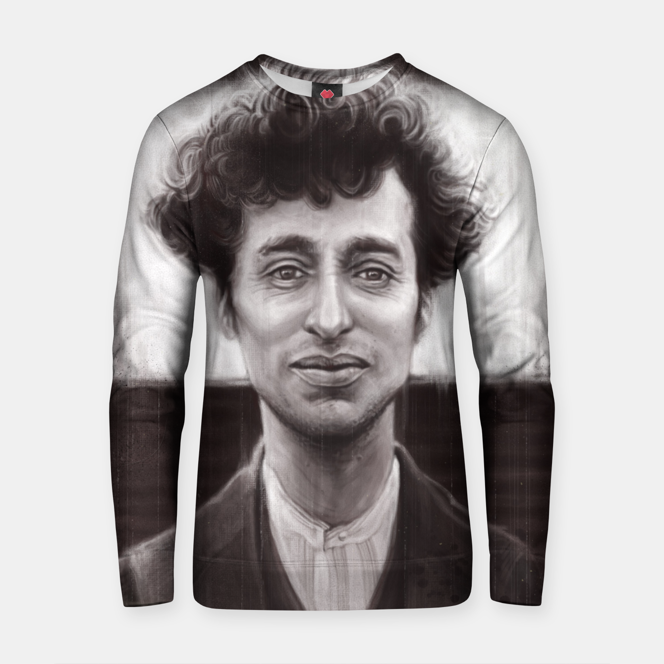 Image of Charles Spencer Chaplin Cotton sweater - Live Heroes