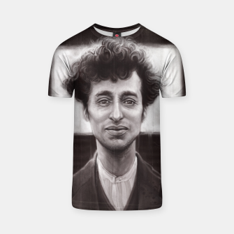 Thumbnail image of Charles Spencer Chaplin T-shirt, Live Heroes