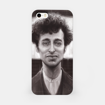 Thumbnail image of Charles Spencer Chaplin iPhone Case, Live Heroes