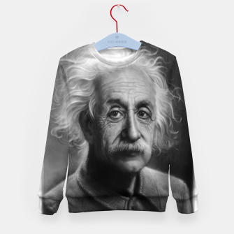 Albert Einstein Kid's sweater thumbnail image
