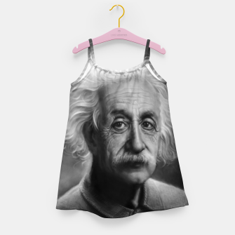 Thumbnail image of Albert Einstein Girl's dress, Live Heroes