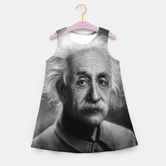 Thumbnail image of Albert Einstein Girl's summer dress, Live Heroes