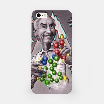 Thumbnail image of Dr Albert Hoffman iPhone Case, Live Heroes