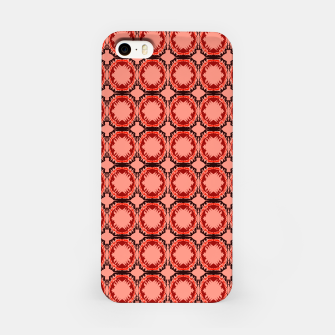 Thumbnail image of iPhone case circles ethno beige, Live Heroes