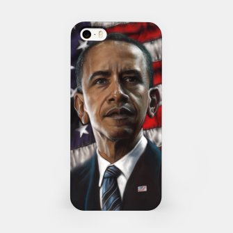 Thumbnail image of Barack Obama iPhone Case, Live Heroes