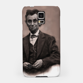 Thumbnail image of Abraham Lincoln Samsung Case, Live Heroes