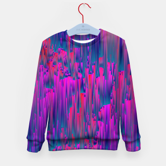 Thumbnail image of Lucid - Pixel Art Kid's sweater, Live Heroes