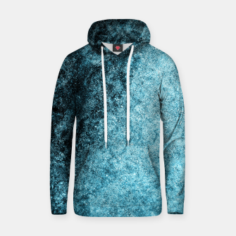 Miniatur Frost Blue Ice Cotton hoodie, Live Heroes