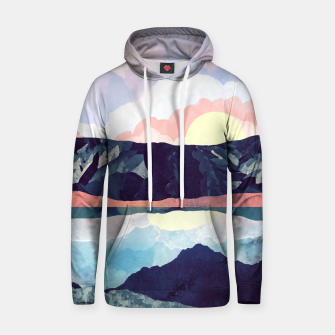 Miniature de image de Lake Reflection Cotton hoodie, Live Heroes