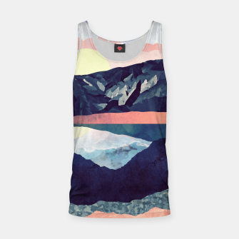 Miniaturka Lake Reflection Tank Top, Live Heroes