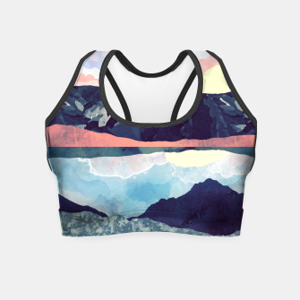 Thumbnail image of Lake Reflection Crop Top, Live Heroes