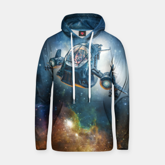 The Scout Ship Cotton hoodie thumbnail image