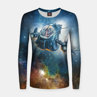 The Scout Ship Woman cotton sweater thumbnail image