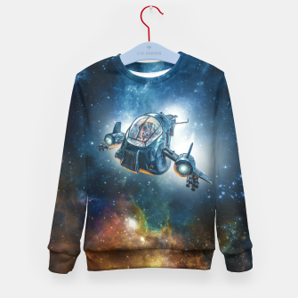 The Scout Ship Kid's sweater thumbnail image