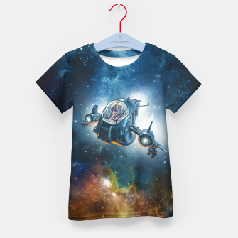 The Scout Ship Kid's t-shirt thumbnail image
