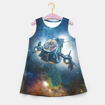 The Scout Ship Girl's summer dress thumbnail image